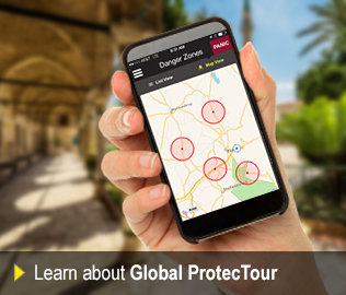 ProtecTour App